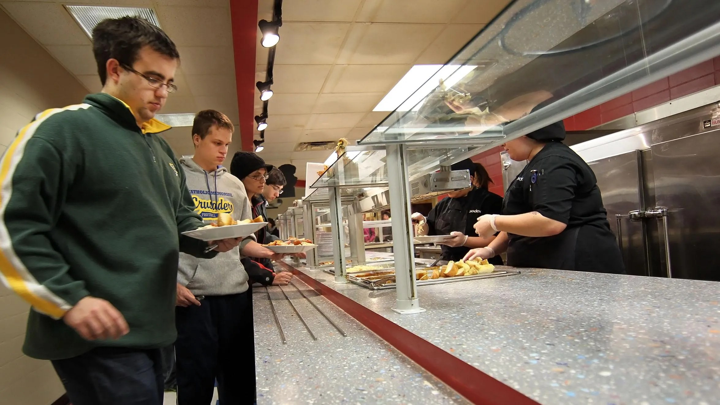 OPINION: College students aren't hungry, they're lazy