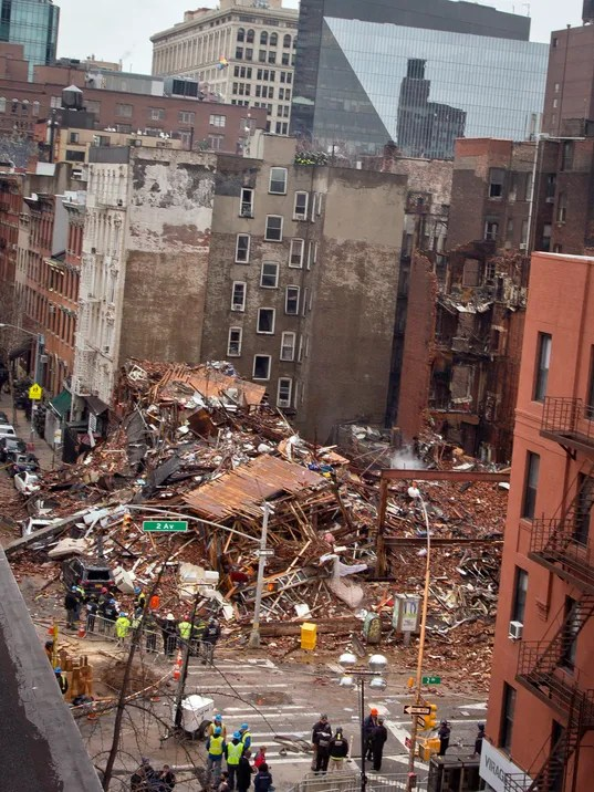 Nyc Fire Toll Rises To 22 Injured 2 Missing