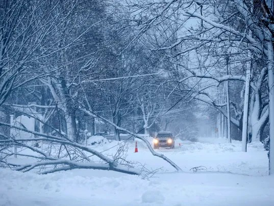 Weather Channel Winter Storm Names