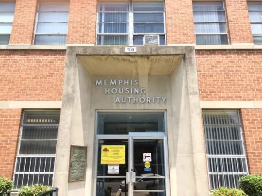 8 Section Memphis Authority Housing