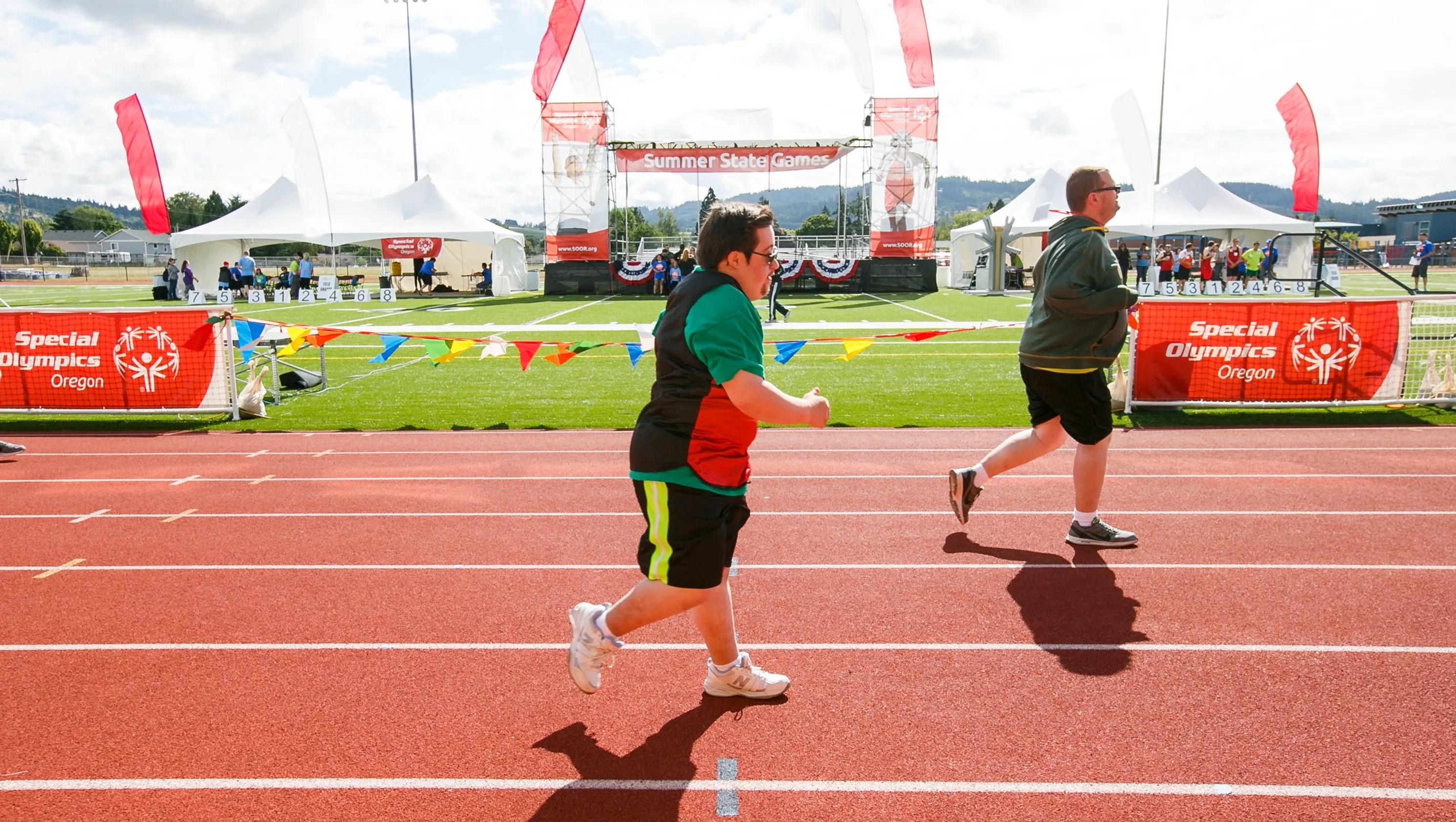Special Clemson Olympics