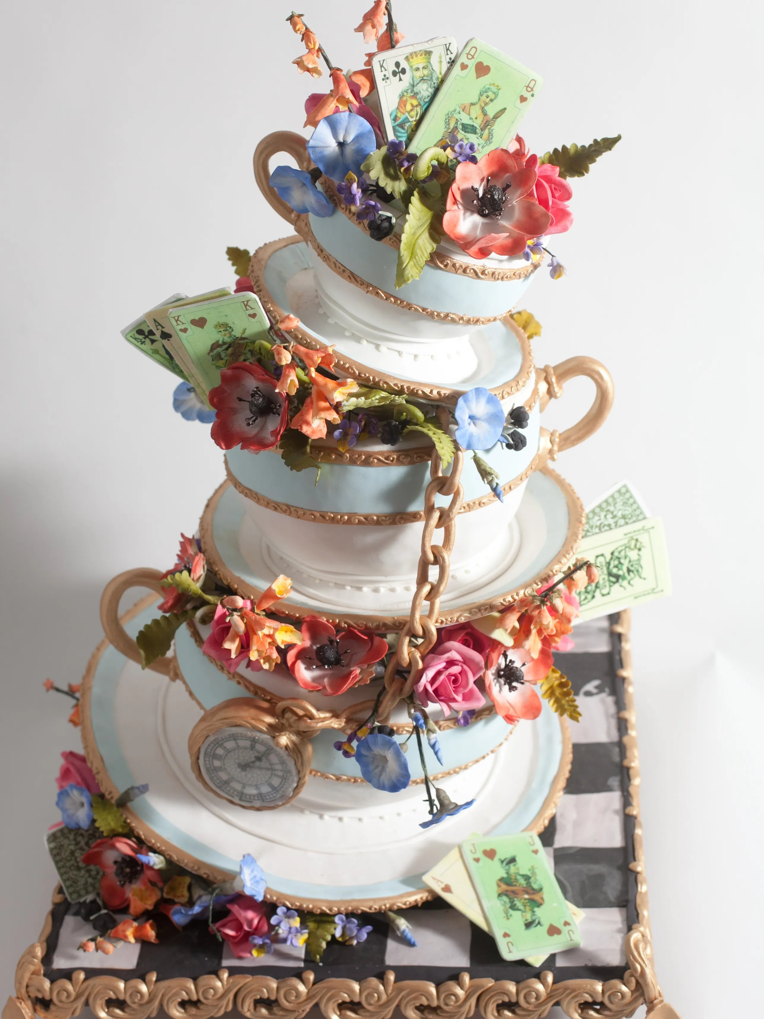 Getting hitched  10 bakeries for wedding cakes in metro Phoenix Wedding cakes   KAK Shop