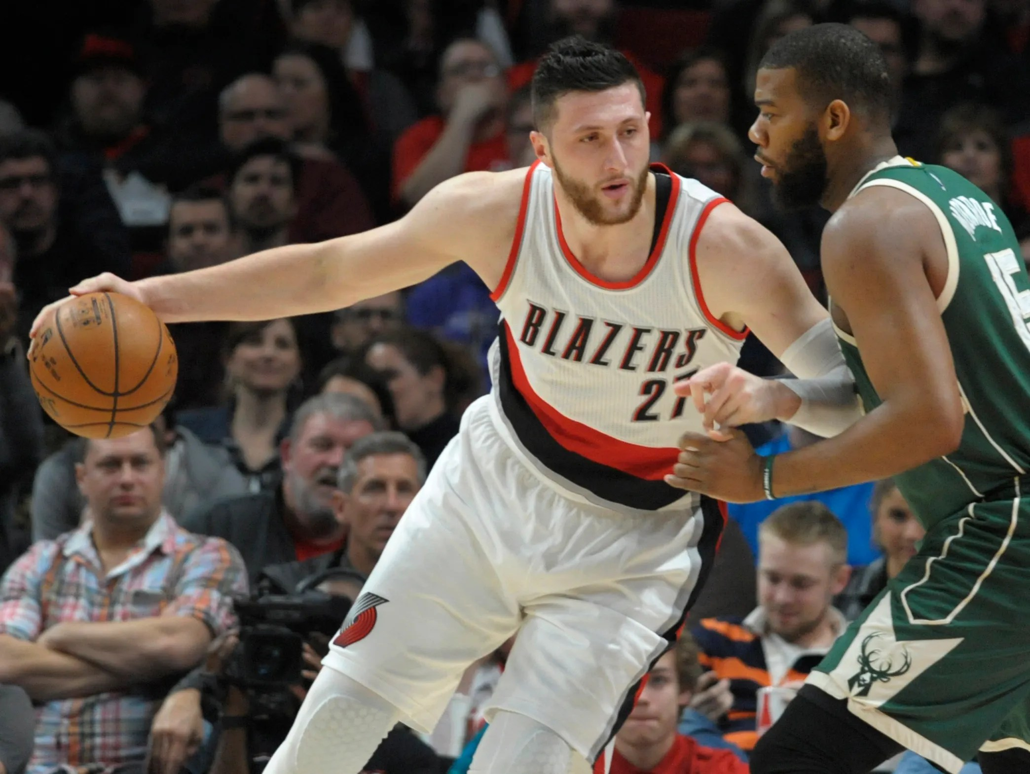 Trail Blazers' Jusuf Nurkic out for regular season with ...