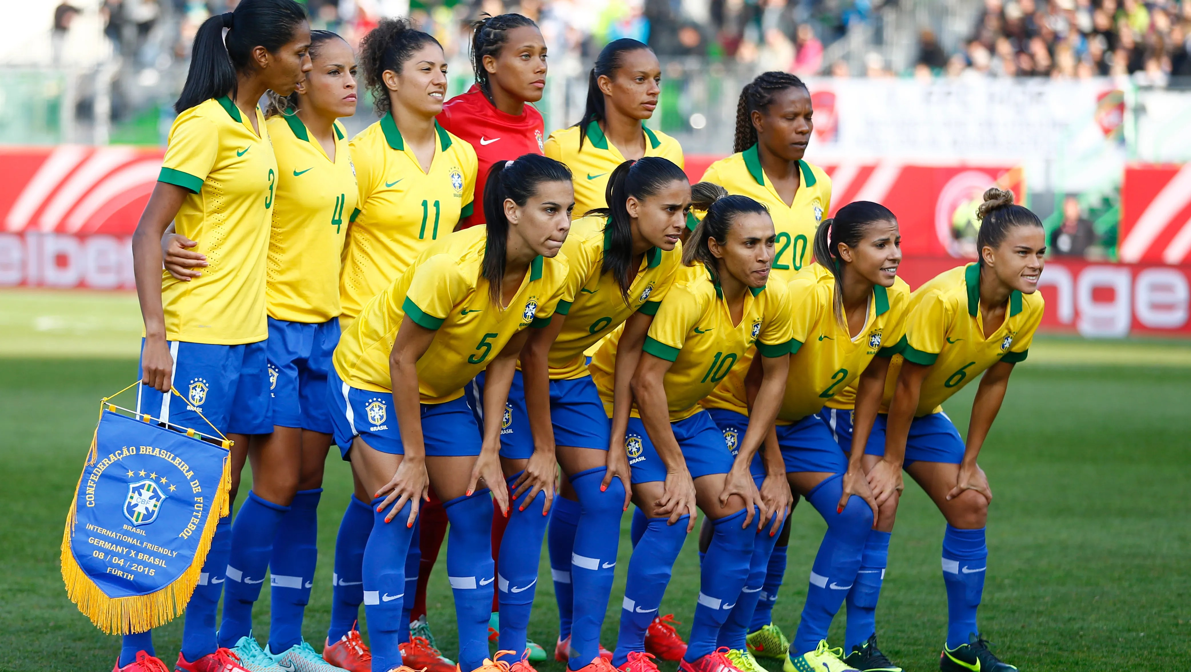 Brazil behind times when it comes to embracing women's soccer