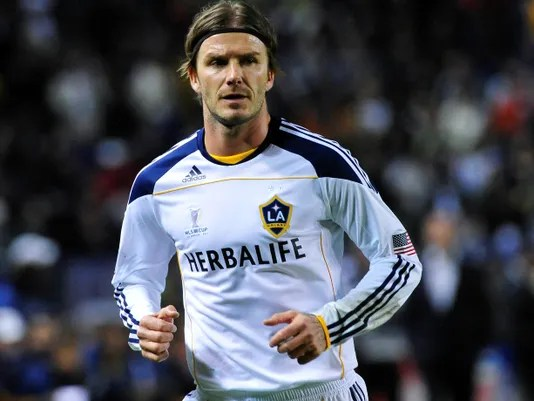 David Beckham to retire from professional soccer