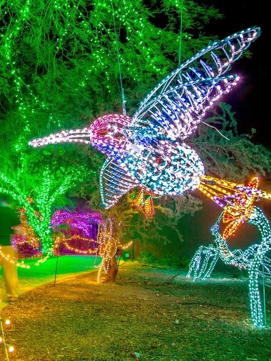 Zoo Lights Phoenix Zoo
