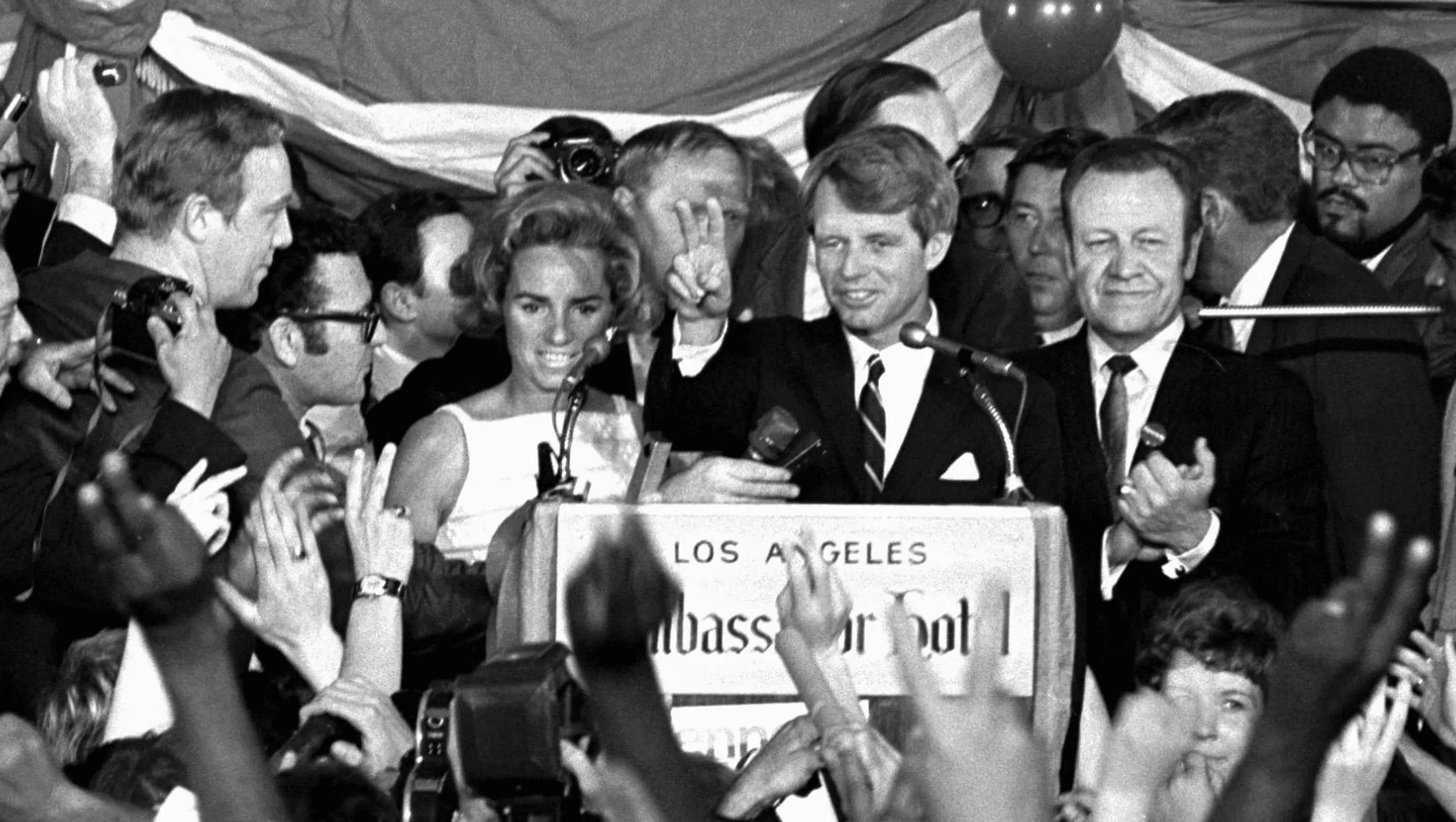 Bobby Kennedy's assassination changed history
