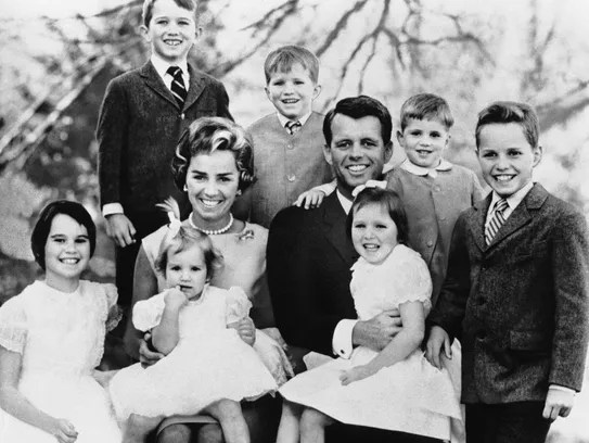 He was Daddy: How a daughter remembers Bobby Kennedy