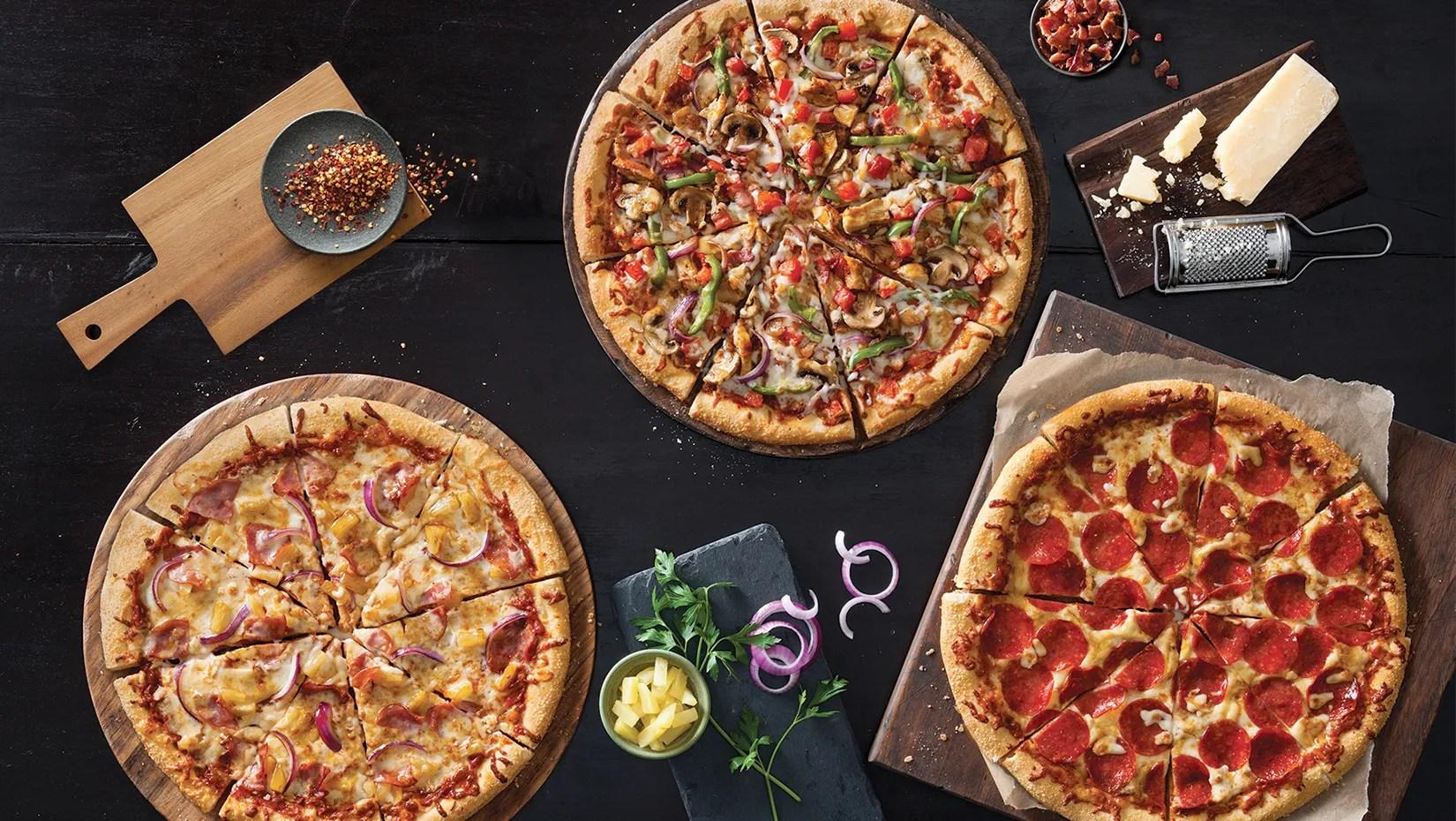Pizza Hut Tests Quot Skinny Slice Quot Pizza