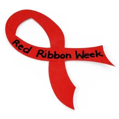 red ribbon week # 10