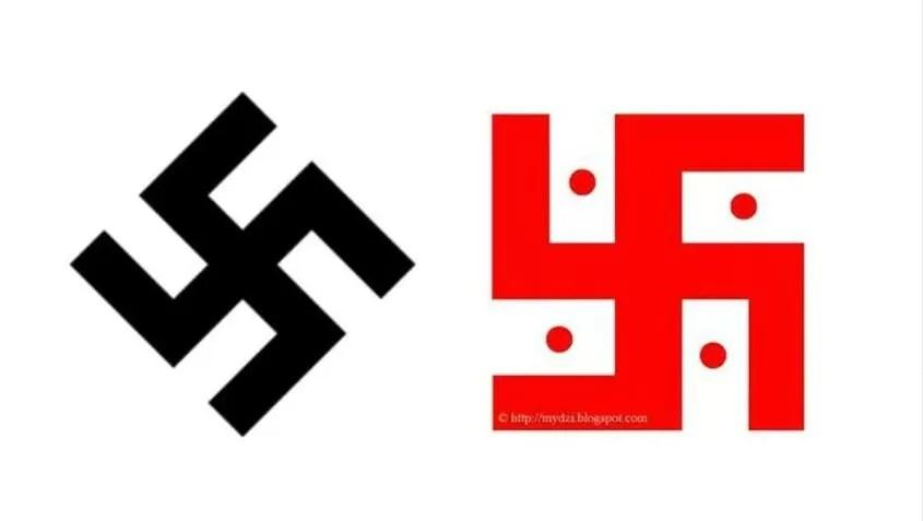 School, student debate use of Hindu swastika