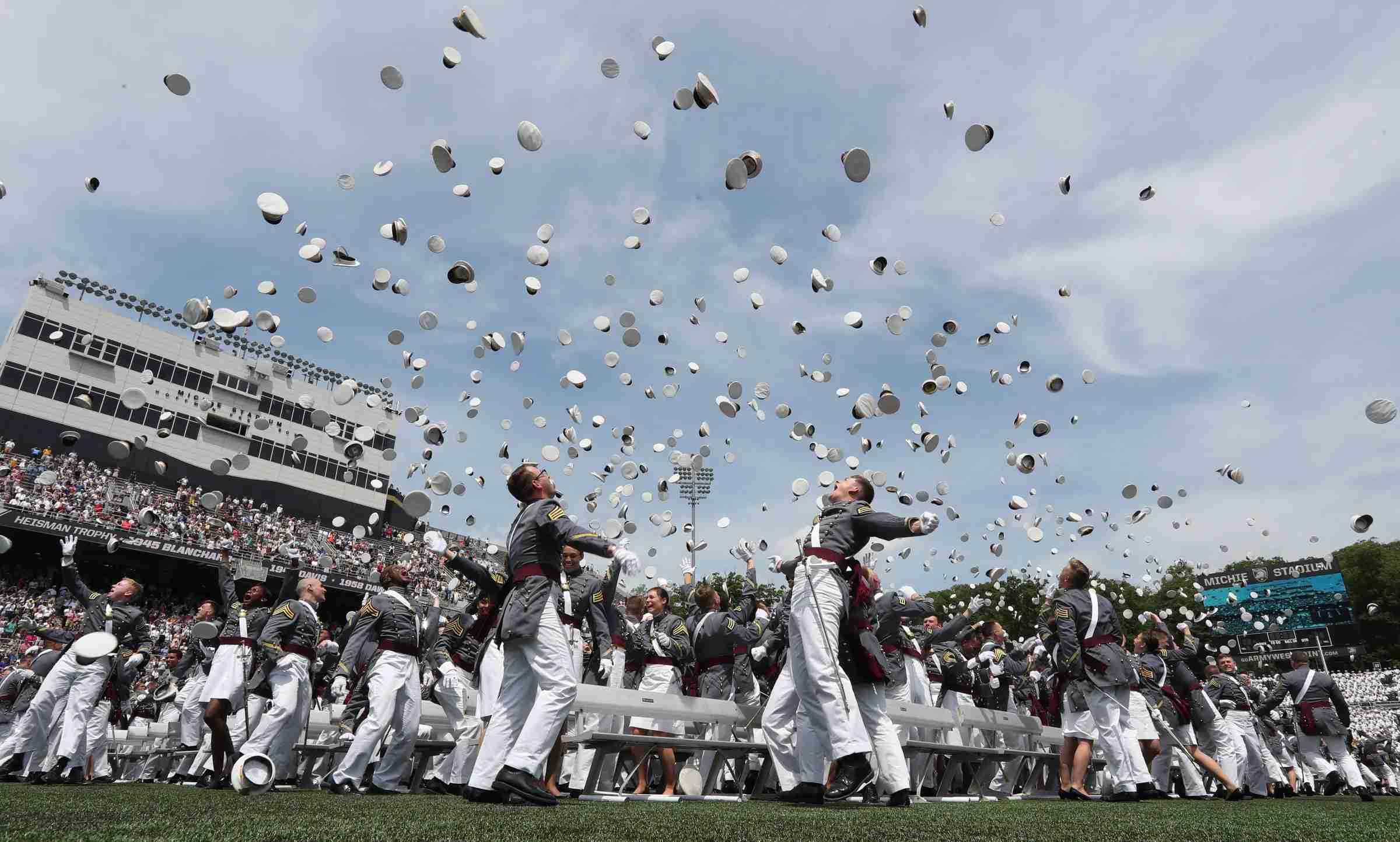 Video Usma At West Point Graduation 2018