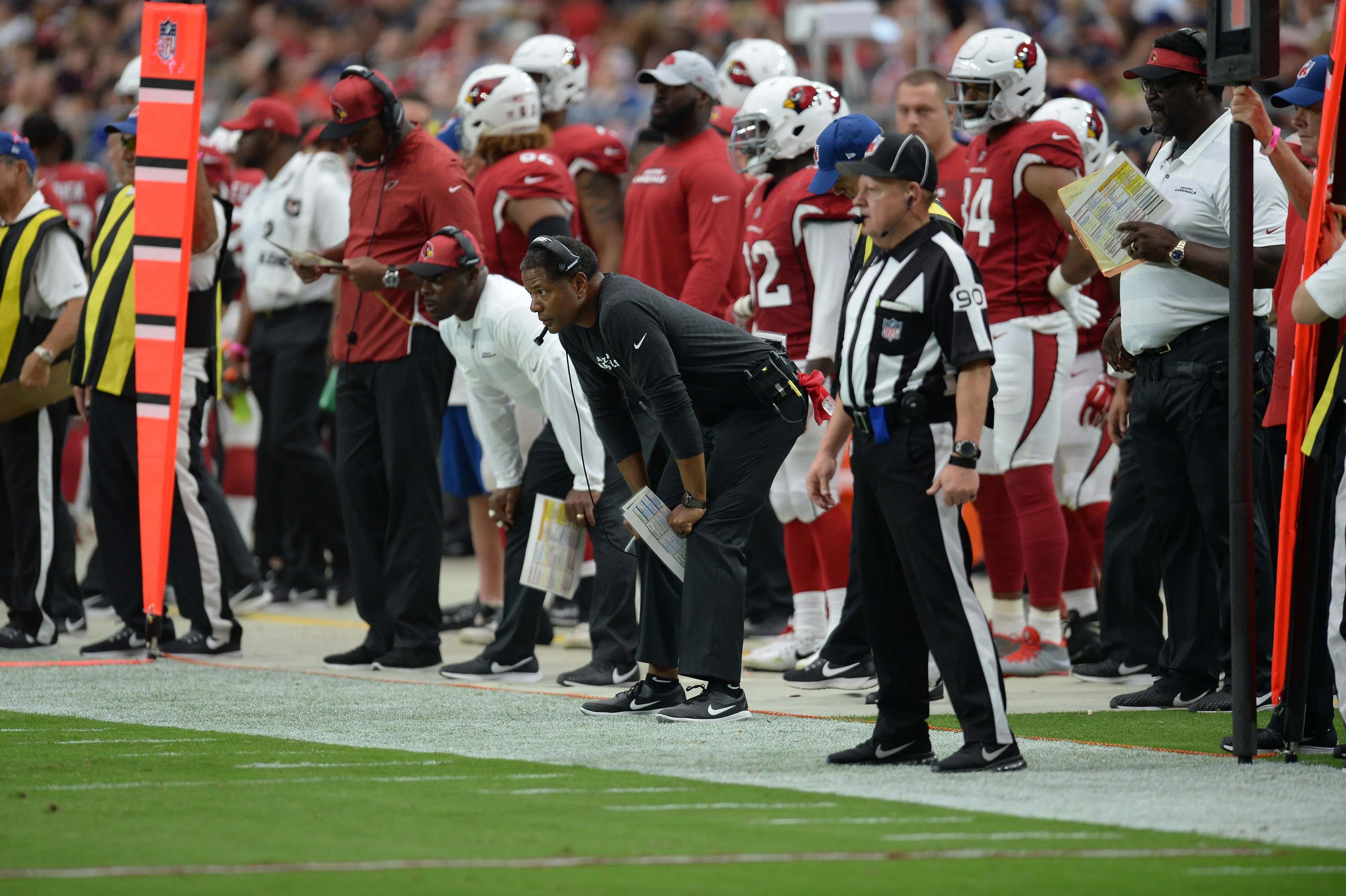 Arizona Cardinals' coaching staff questioned after loss to ...