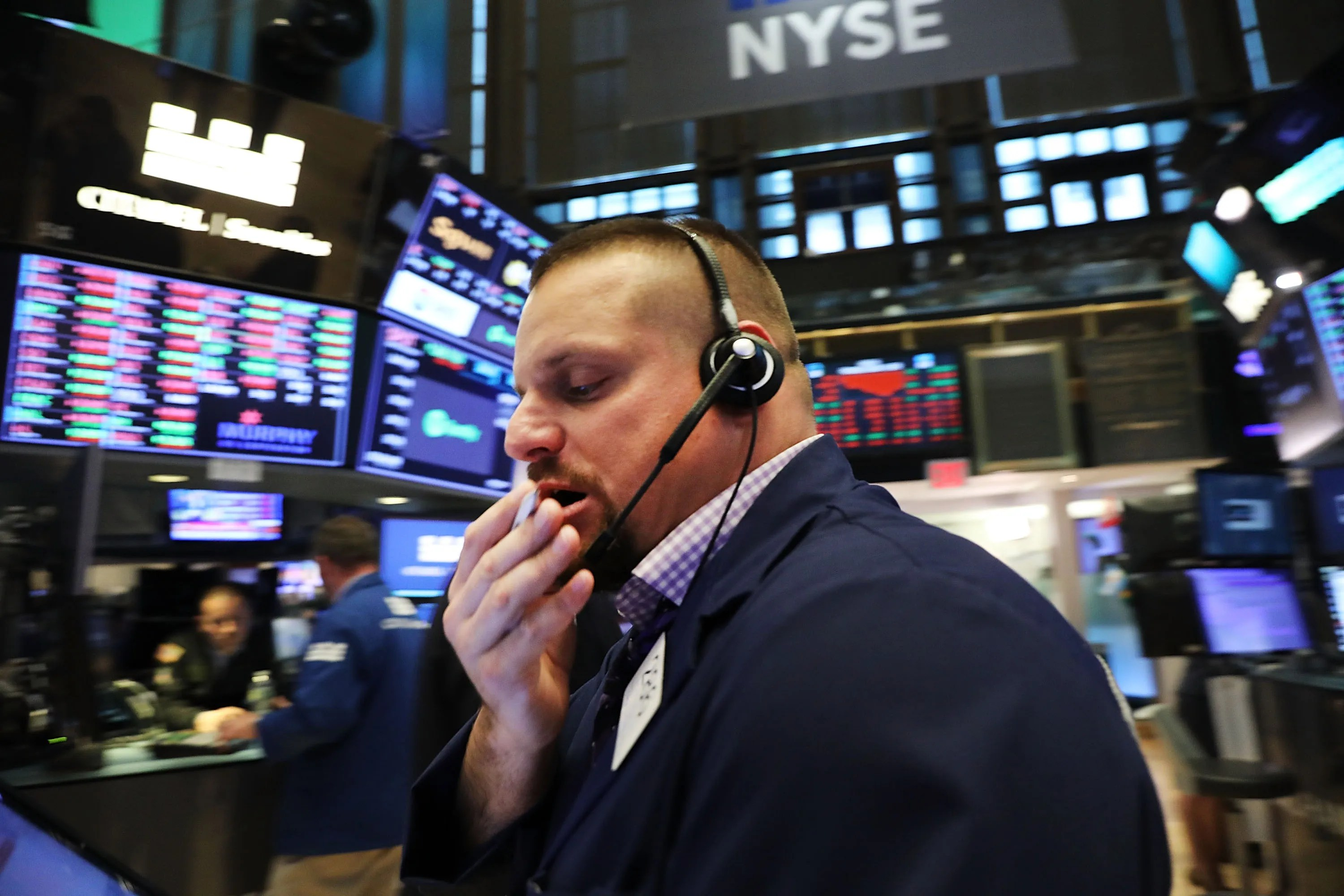 stock market today - HD3000×2000