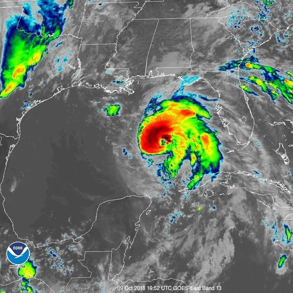 Destin Florida Hurricane