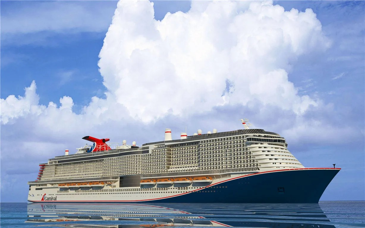 Carnival Cruise Construction Begins On Line S Biggest