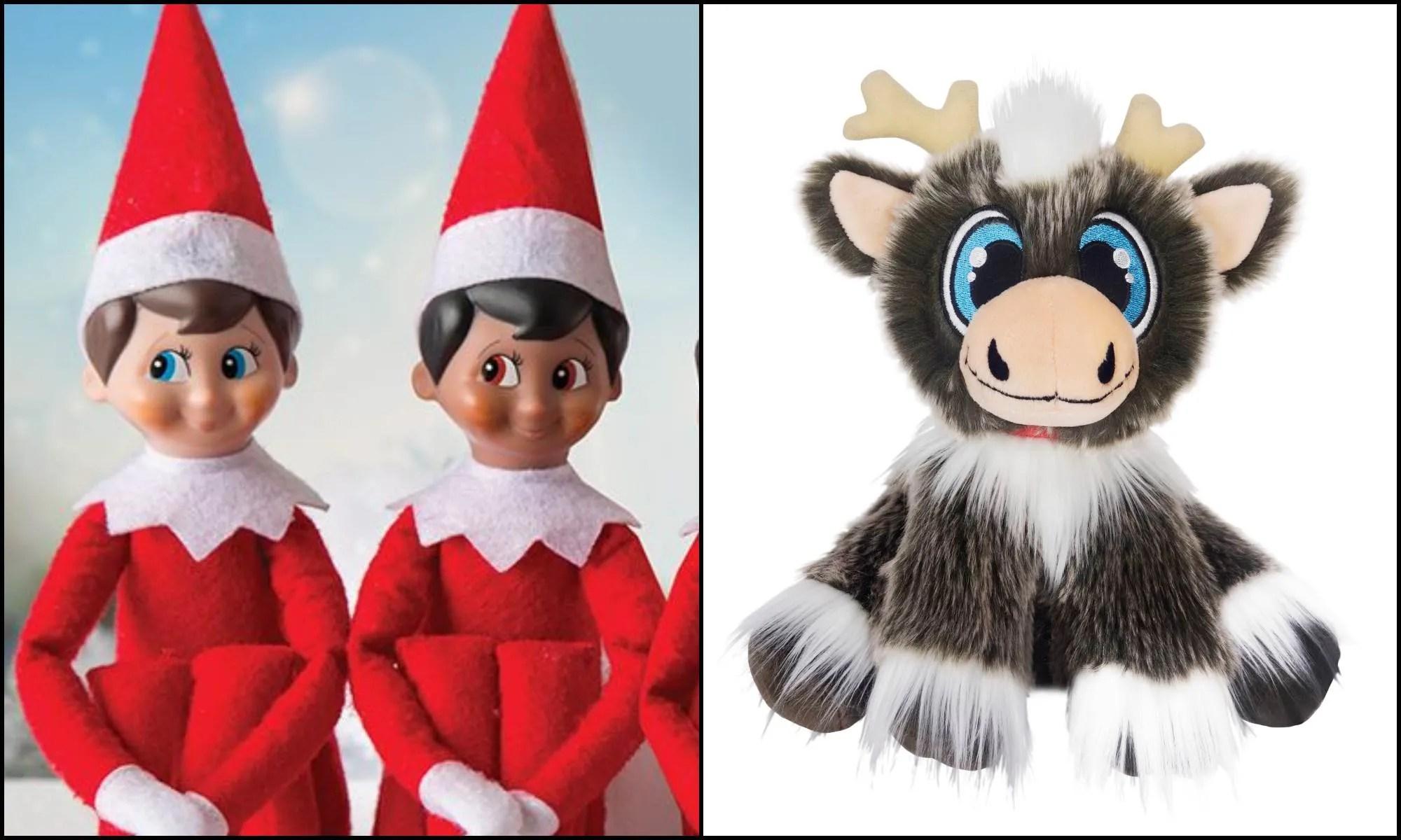 Elf Shelf Reindeer Names