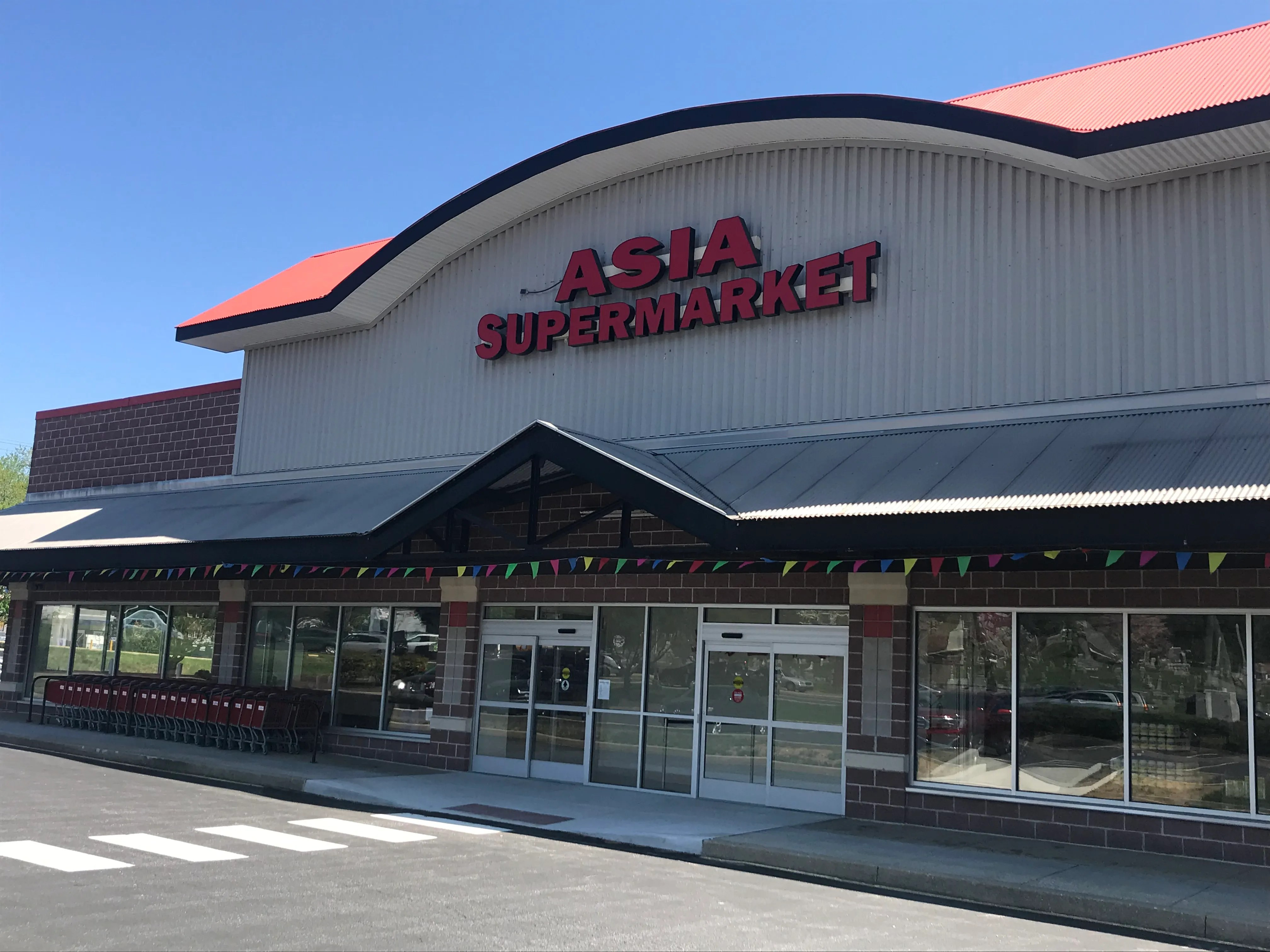 Super-size Asia Supermarket opens in Newark's Red Mill Square