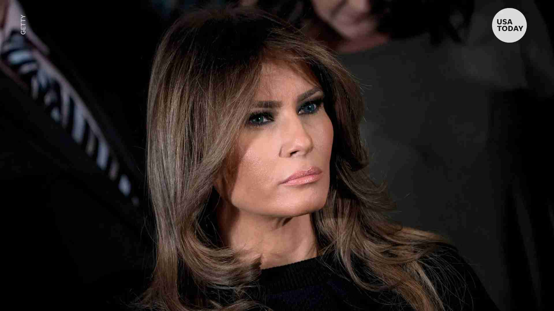 Melania Trump slams impeachment witness for comment made ...