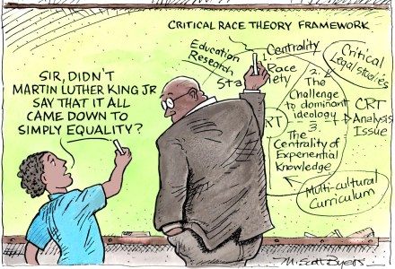 Two Views: Critical Race Theory Threatens What King Achieved