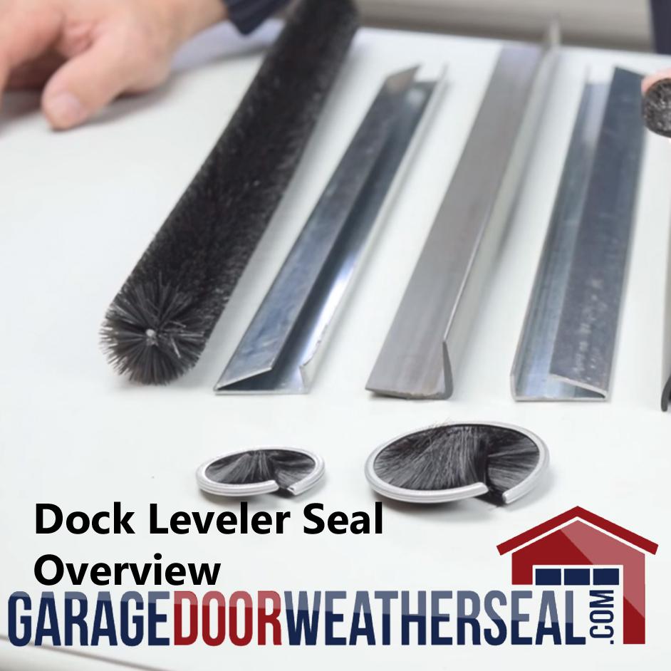 Garage Door Weather Seal Dock Leveler Seals Overview