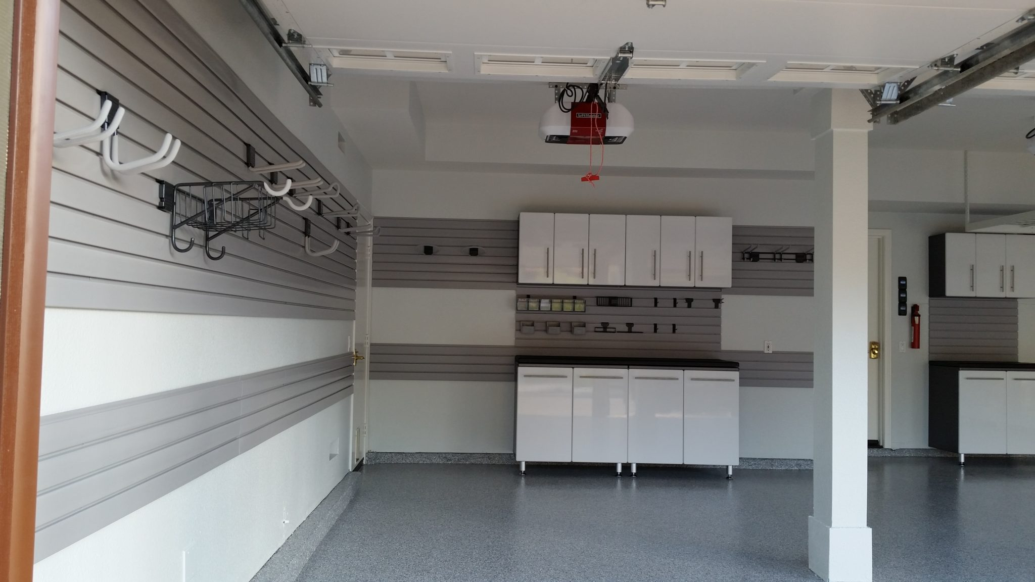 Custom Garage Cabinets And Garage Organization Systems
