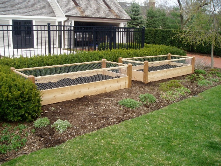 How Build Raised Garden Planter Box