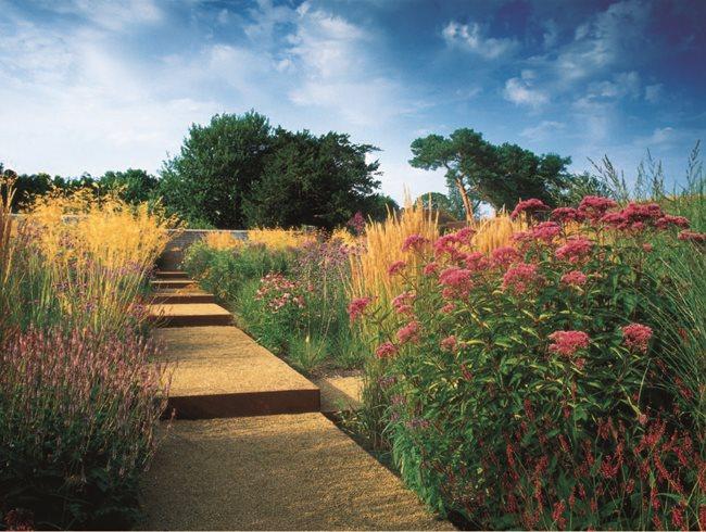 Modern English Gardens Garden Design