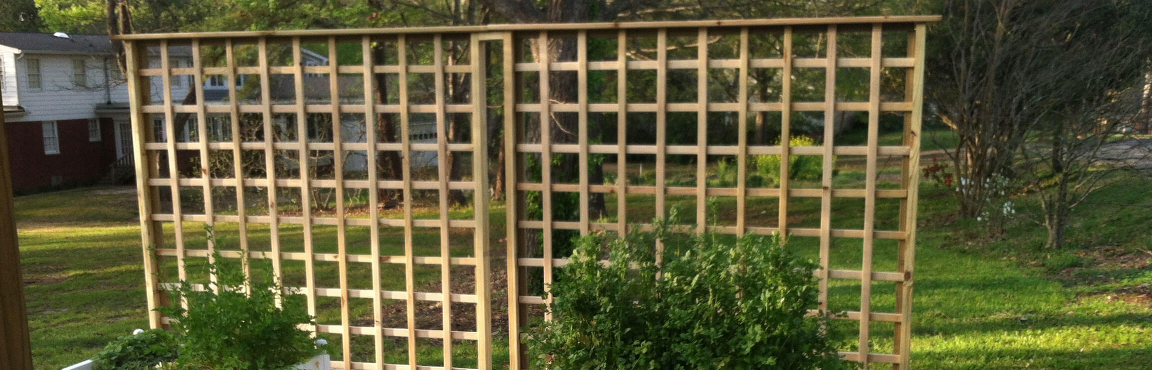 How Build 6 Foot Garden Wall