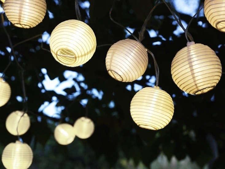 Target String Solar Lights Outdoor