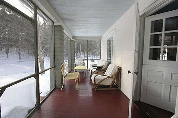 Before And After A Summer Porch Rehab In Upstate New York