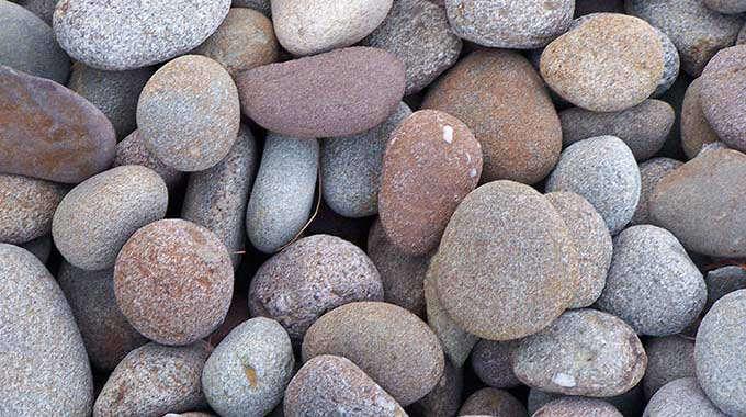 River Rock Decorative Stone