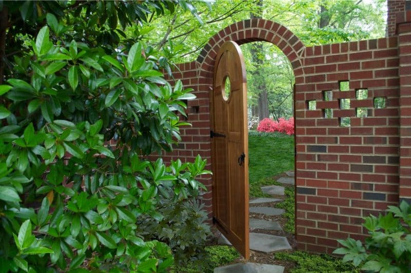 Fence Designs And Ideas Several Styles Garden Outline