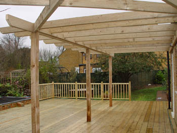 How To Build Your Own Pergola Step By Step