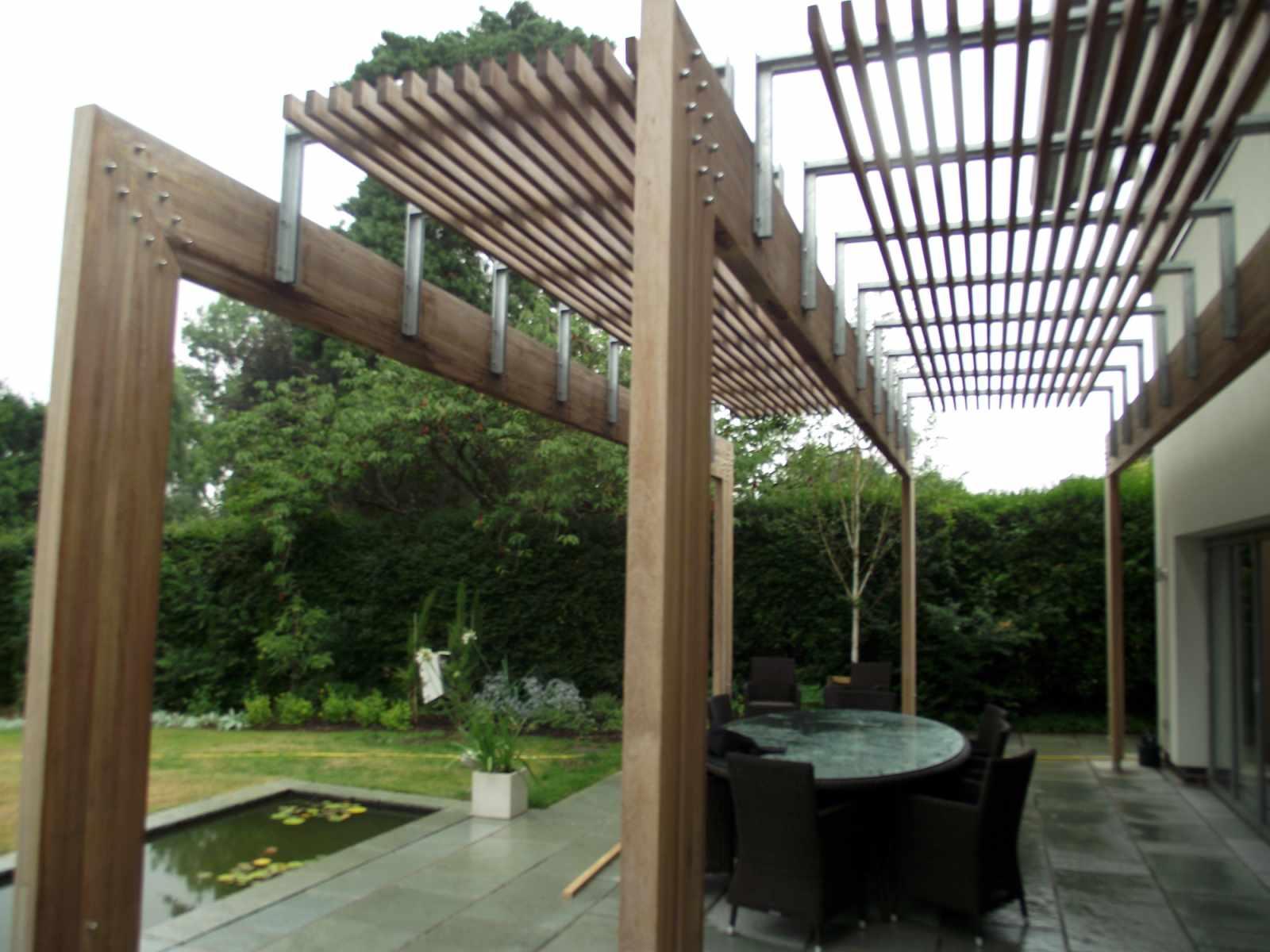 Garden Pergolas Amp Gazebos The Garden Trellis Company