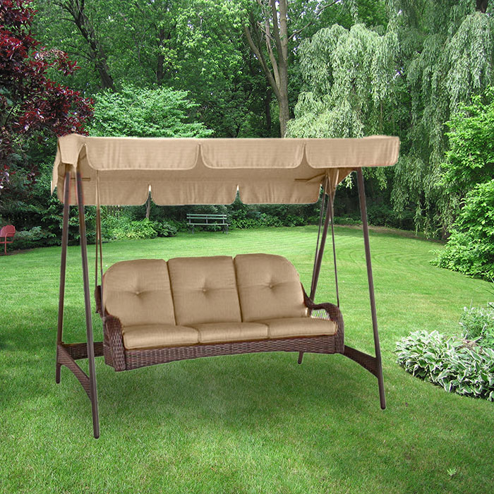 Replacement Canopy For Azalea Ridge Three Person Swing
