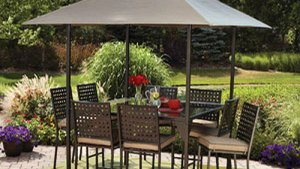 Replacement Canopy For Gathering Heights Gazebo RipLock