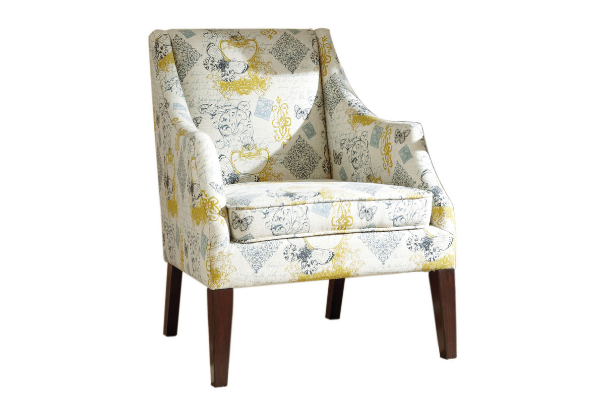 Accent Chair No Arms