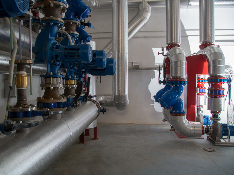 Marine System Water Heating
