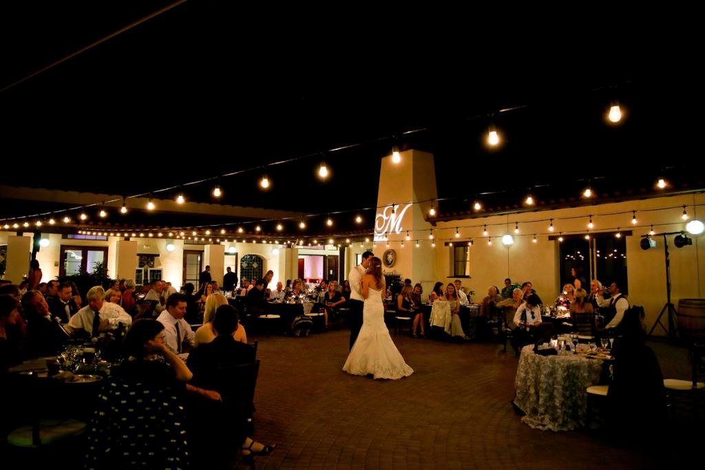 Wedding Attire Winery