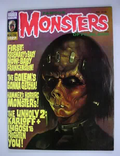 Monsters Vintage Antique Toy Movie Collectibles For Sale