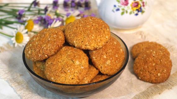 Biscuits ANZAK