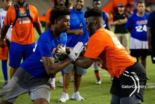 Florida Gators Friday Night Lights 2017