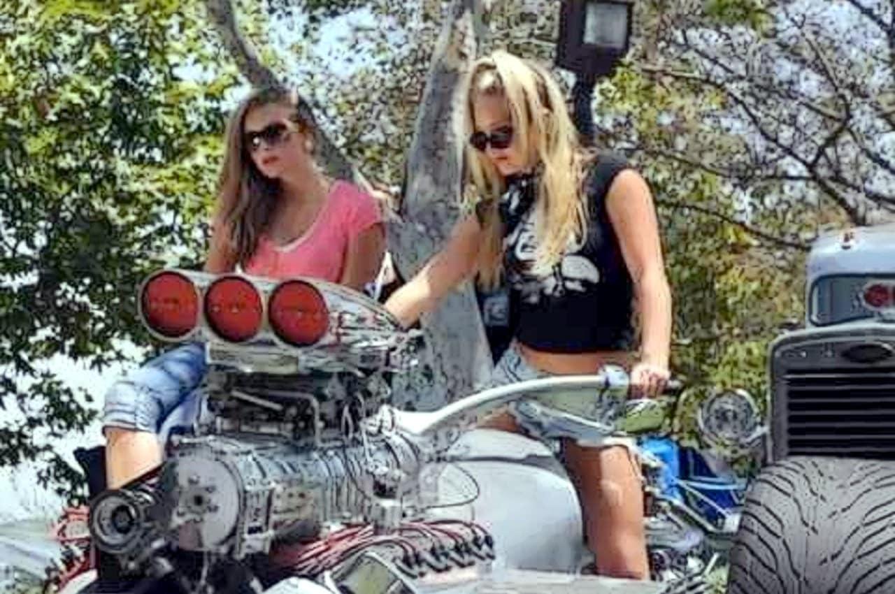 Blastolene Rocket Ii Trike