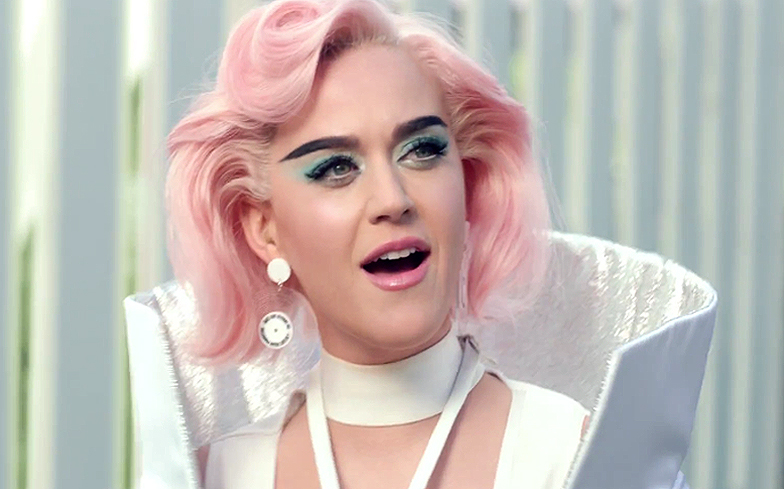 Katy Perry's new music video is one heck of a ...