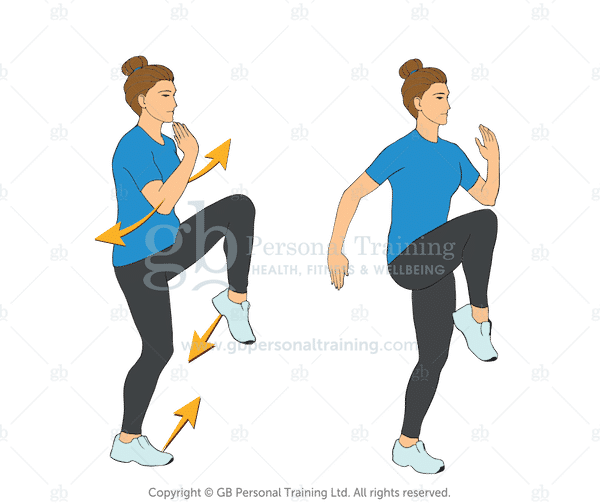17 Bodyweight Cardio Exercises Using No Equipment