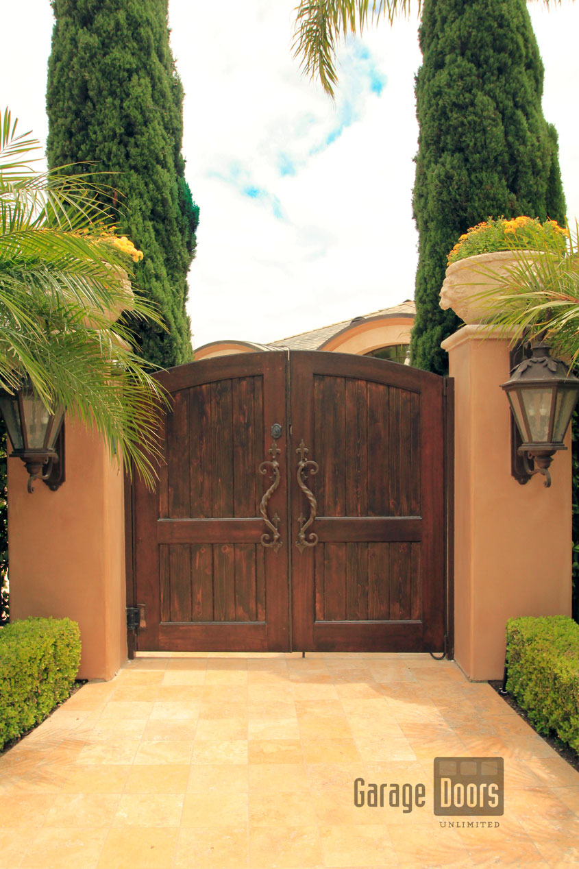 Pedestrian Gates Garage Doors Unlimited Gdu Garage Doors