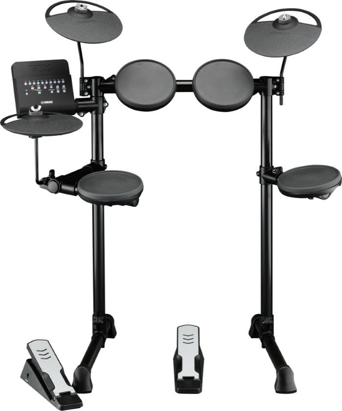 Best Electronic Drum Set  Under  500  Under  1000  Under  2000     Yamaha DTX400K 5 Piece Electronic Drum Set