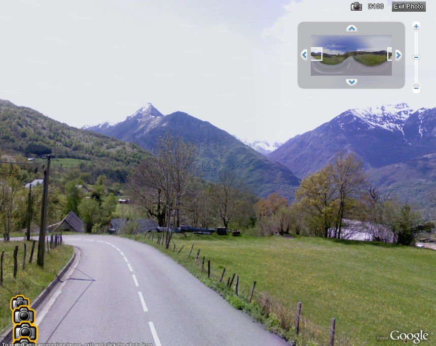Google Releases Street View for Tour de France in Google ...