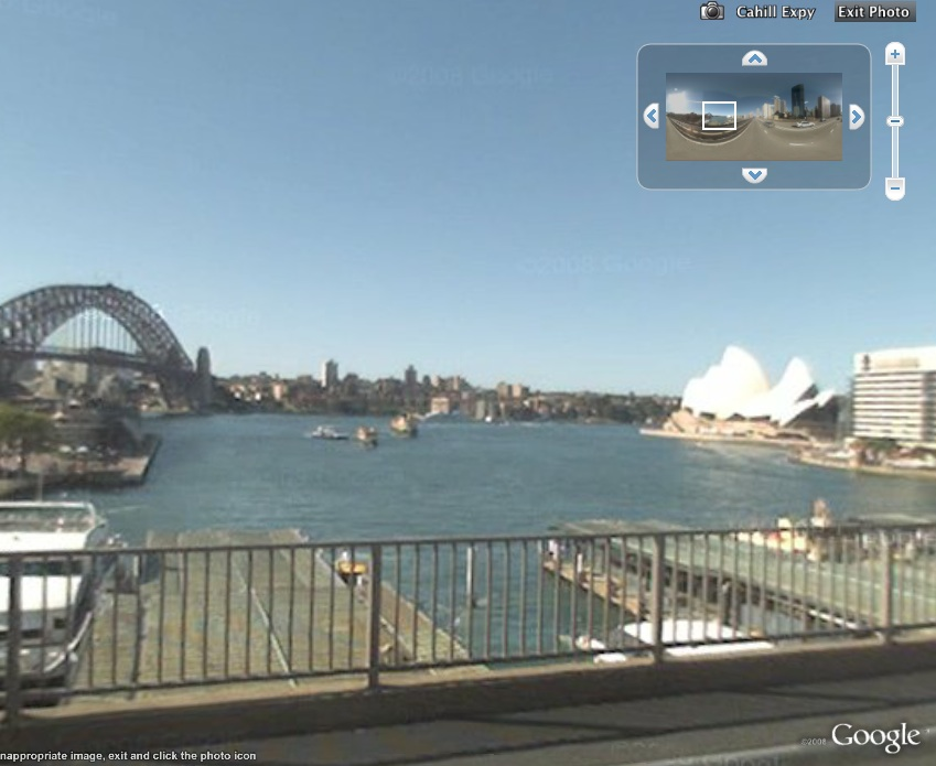 New Street Views in Australia and Japan in Google Earth ...
